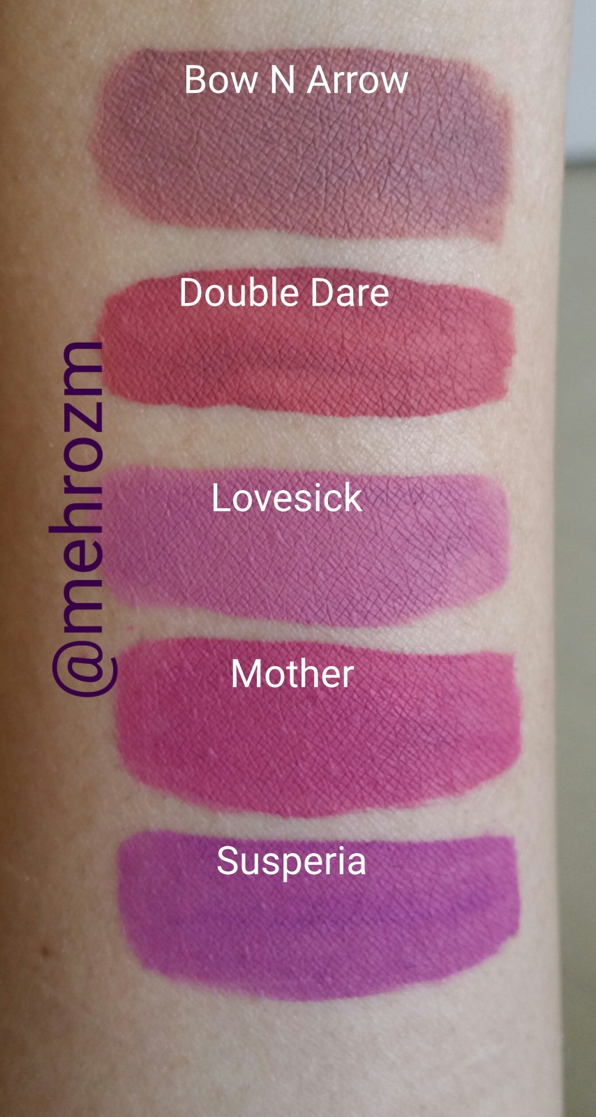 For the love of makeup and beauty kat von d everlasting liquid lipsticks