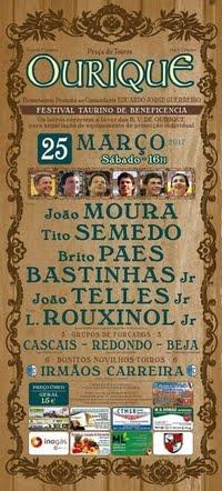 Ourique- Festival Taurino de Beneficência