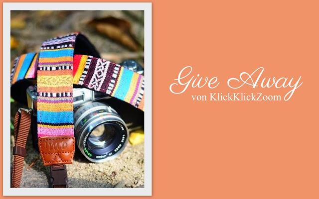 Give Away: Damit deine Kamera so hübsch angezogen ist wie du... [geschlossen]