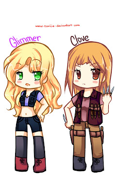 Glimmer y Clove *we love them!*