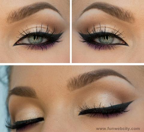 eye makeup tutorials  pakistani  indian dress mehndi
