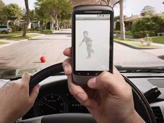 Texting And Driving: Smart Phones In The Hands Of Dumb People
