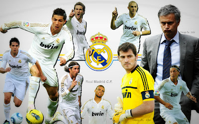 Wallpapers Real Madrid Football Club