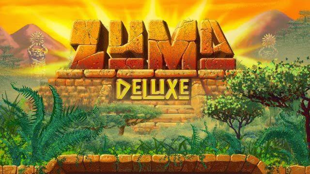 لعبة زوما ديلوكس Zuma Deluxe
