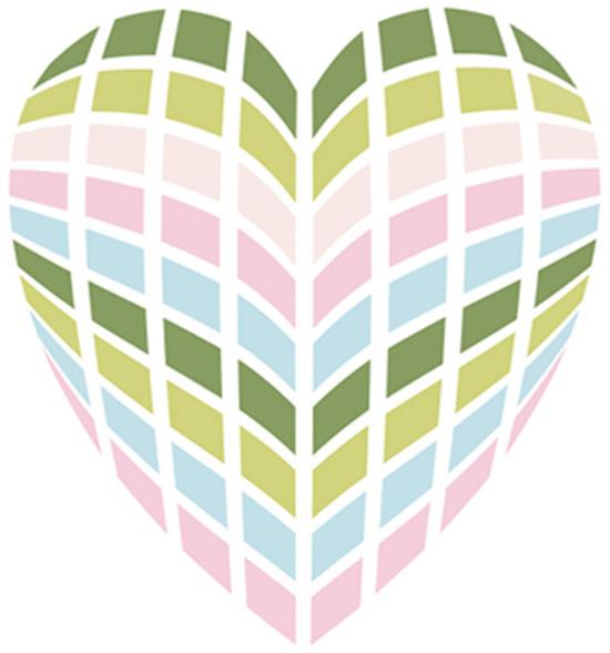 heart quilt pattern