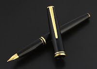 Mont Blanc Ball Point Pen Generation Gold4