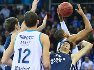 Real Madrid Anadolu Efes pick