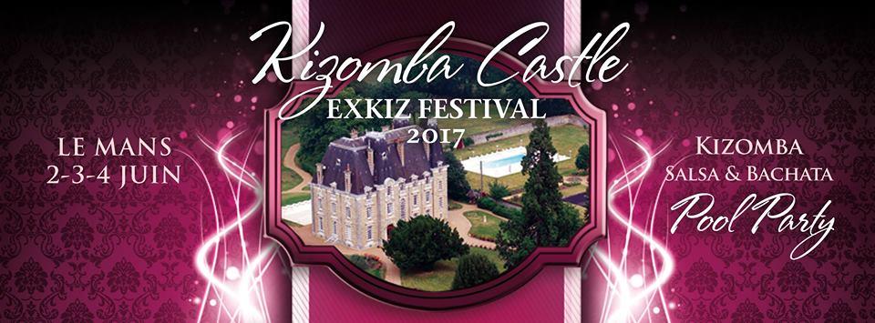 """KIZOMBA CASTLE FESTIVAL """"EXKIZ"""""""