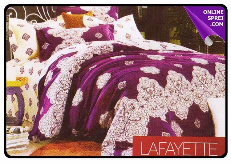 Sprei Star Motif Lafayette