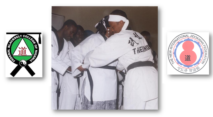 2004 FEDERAL BLACK BELT COLLEGE DECORATION CEREMONY FOR MARYAM BABANGIDA