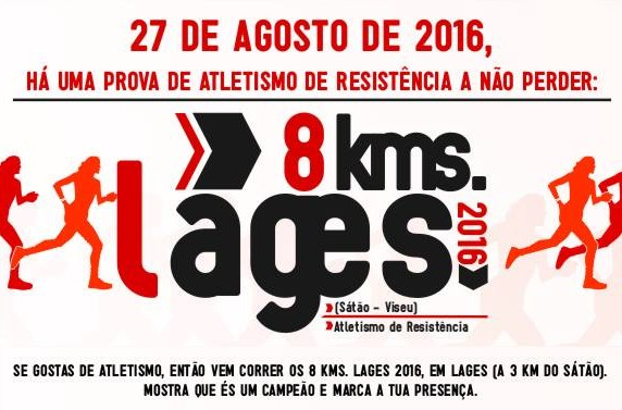 8 Kms Lages 2016