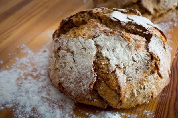 Рецепт приготовления бездрожжевого хлеба