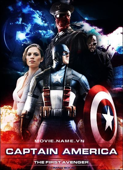 Captain America: The First Avenger 2011 TS 400MB