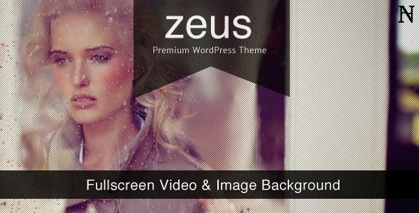 zeussingle-page-Theme