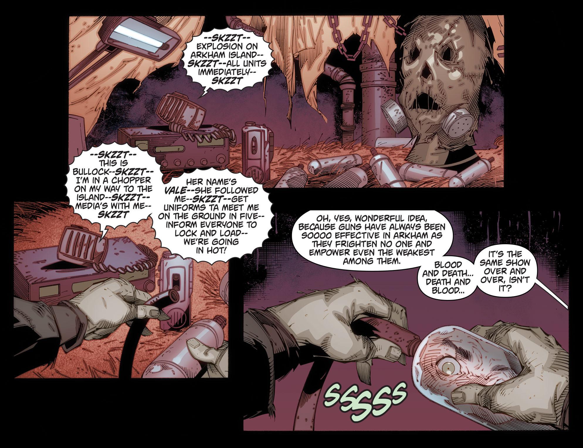 Batman: Arkham Knight [I] Issue #3 #5 - English 11