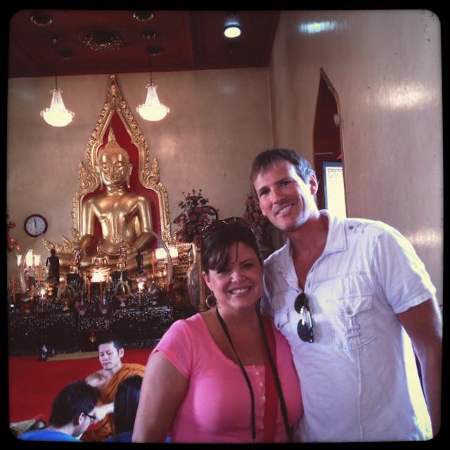Pretty Girls in Thailand; Around the World, Part I