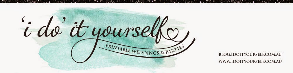 'i do' it yourself