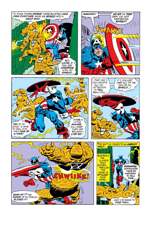 Captain America (1968) Issue #187 #101 - English 6