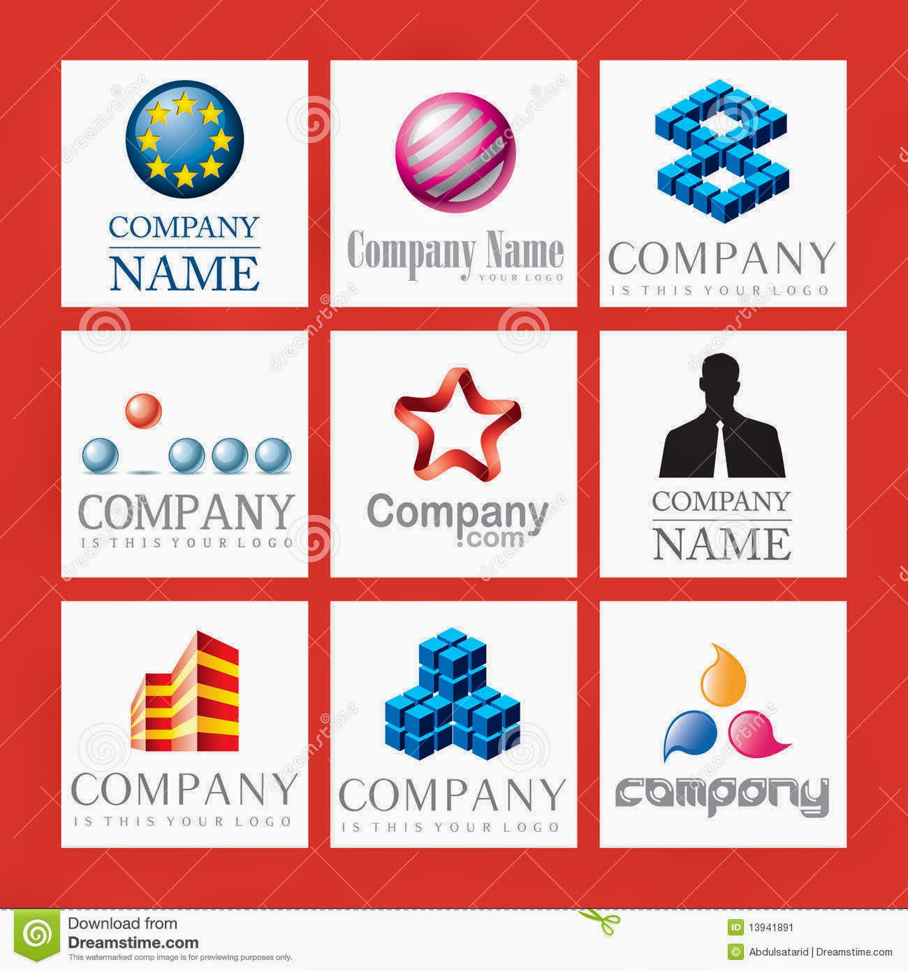 awesome cool business logos part 2 quiz logo