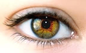 occhi castano verdi significato