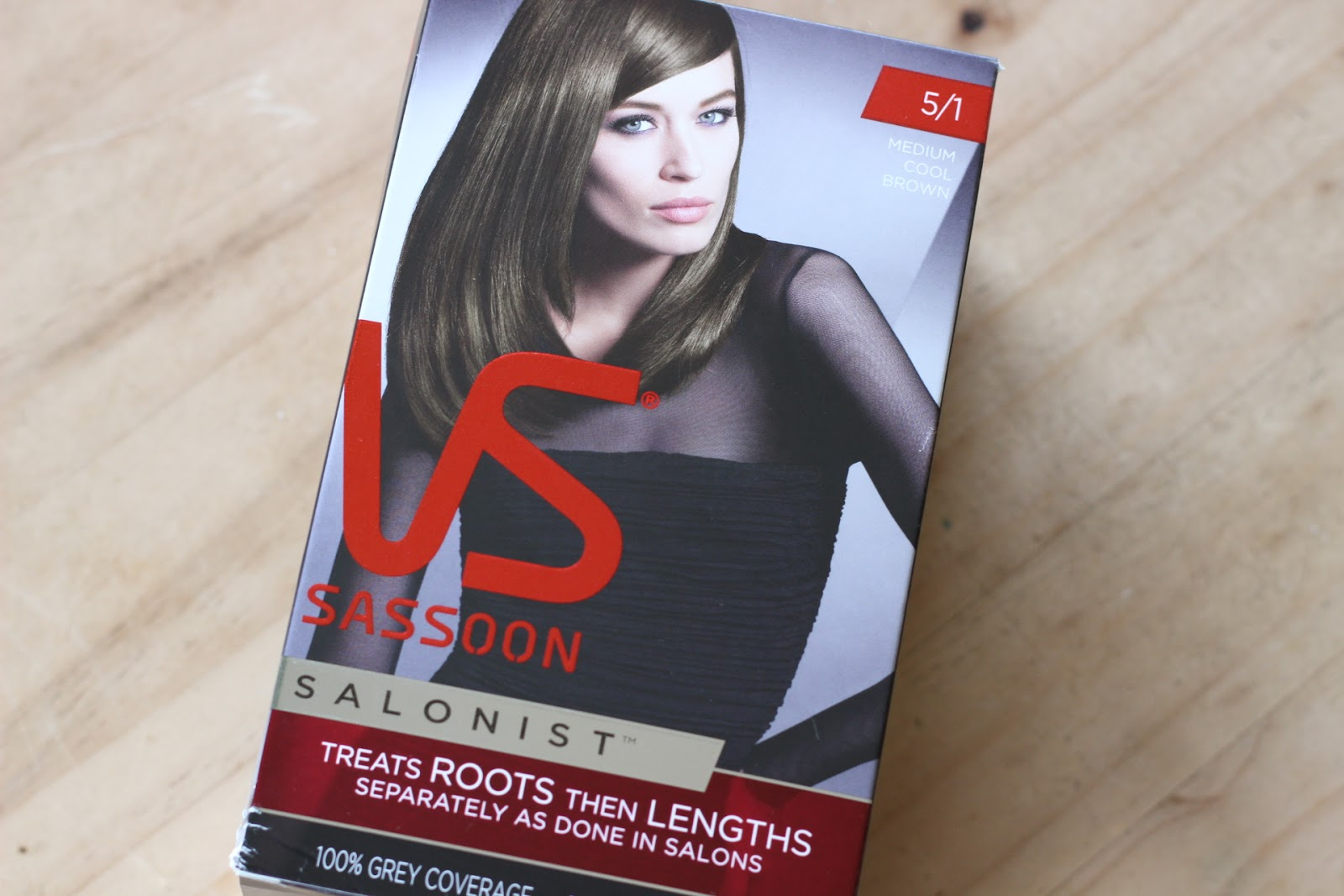Vidal Sassoon Salonist Hair Colour