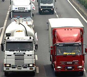 Autotrasporto deduzioni forfettarie: i nuovi importi