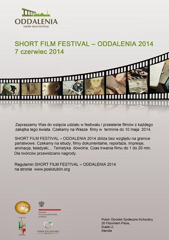 polski festiwal filmow w Irlandii