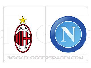Prediksi Pertandingan Napoli vs AC Milan