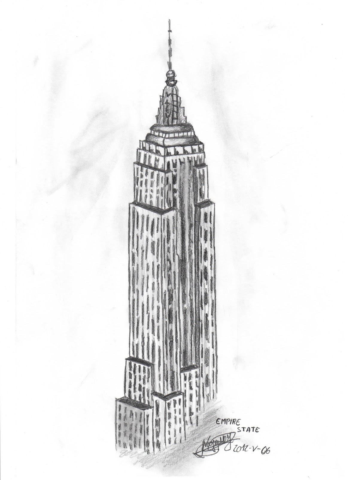 the empire state building essay Read this miscellaneous essay and over 88,000 other research documents empire state building new york city's soaring skyline wouldn't be the same without the empire state building.
