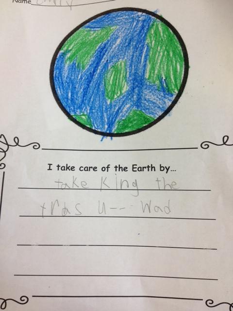 essay on earth day in urdu