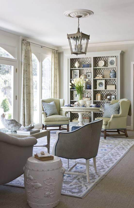 Living Room Contemporary Design Ideas