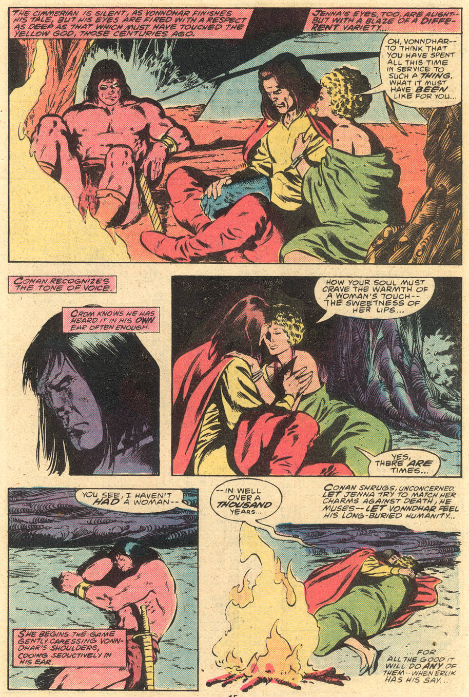 Conan the Barbarian (1970) Issue #120 #132 - English 14