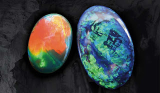 Opals are Australia's national gemstone