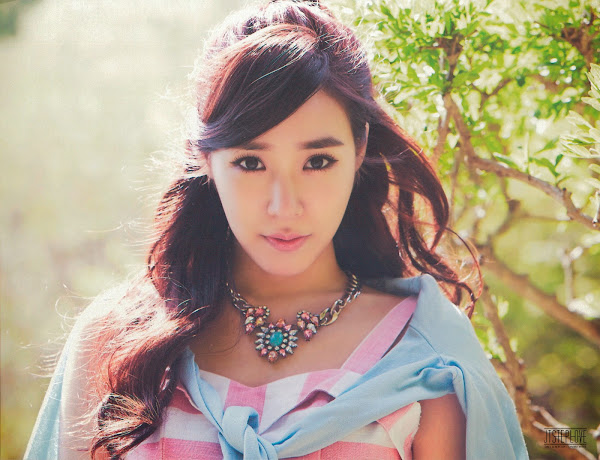SNSD The Best Tiffany