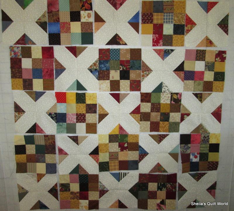Sheila's Quilt World: March 2014 : goodnight irene quilt - Adamdwight.com
