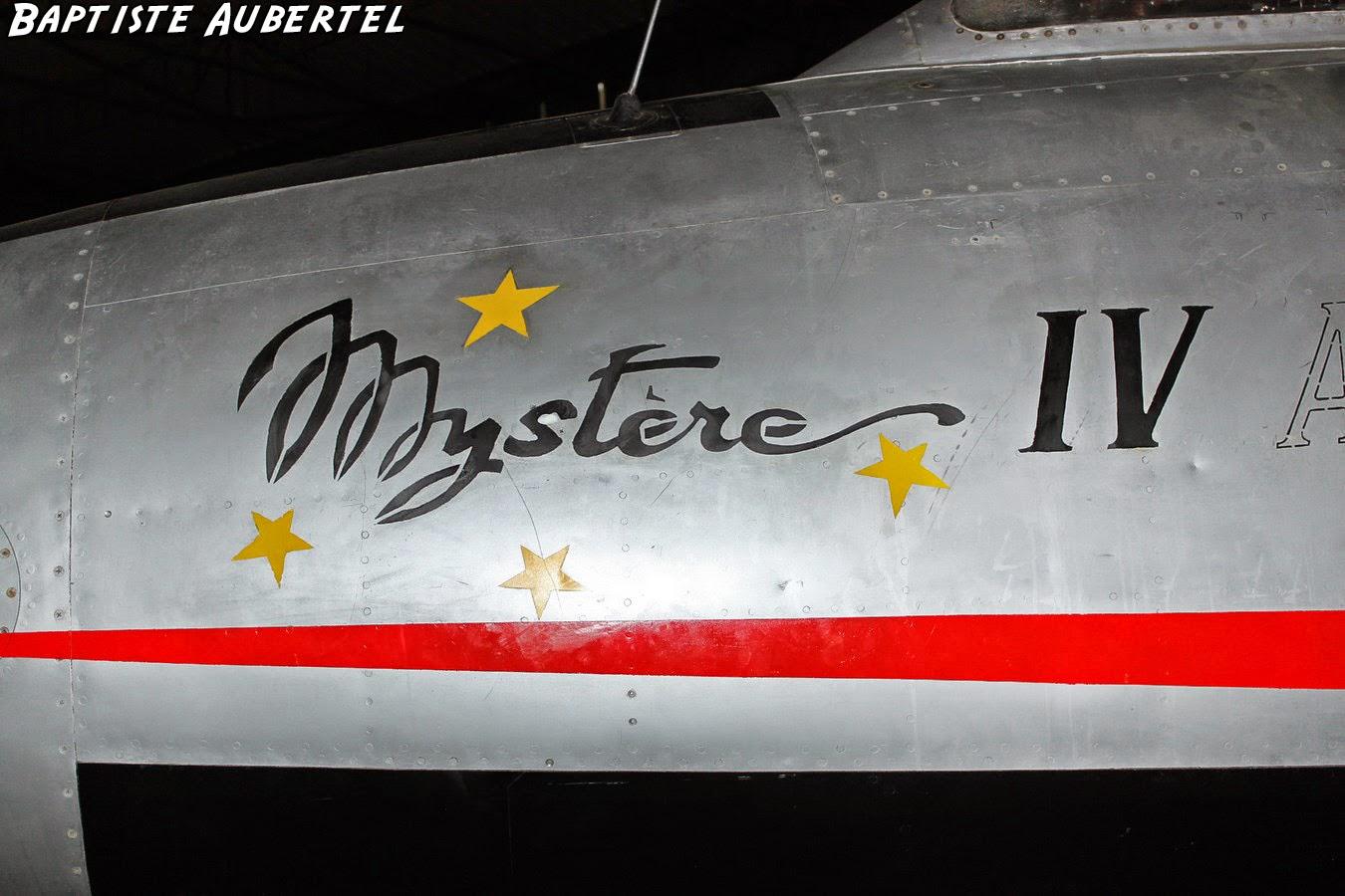 Dassault Mystère IV A N°245