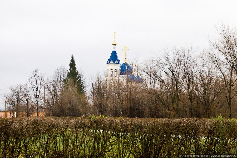 Церковь в посёлке Ялга, Саранск