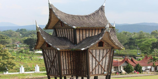 Fungsi Rangkiang Menurut Kata Pusaka Minangkabau