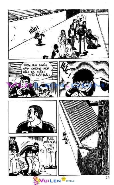 Jindodinho - Đường Dẫn Đến Khung Thành III  Tập 12 page 25 Congtruyen24h