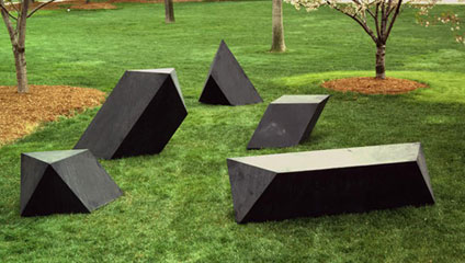 Historia del arte minimalismo for Minimal art resumen