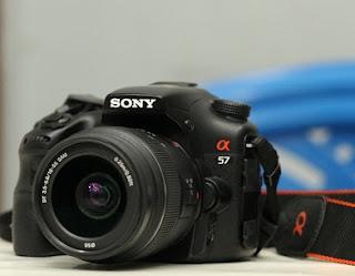 harga DSLR Sony SLT A57 Bekas