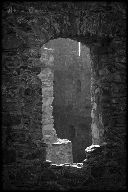Ruinen auf dem Hohentwiel