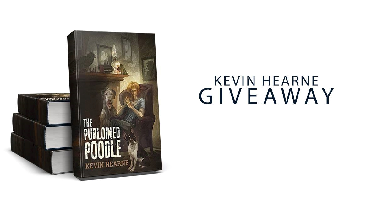 Win Any Kevin Hearne Novel You Want! #kindle