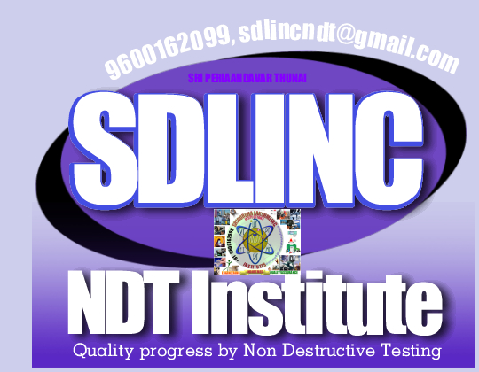 Ndt training in chennai job oriented course