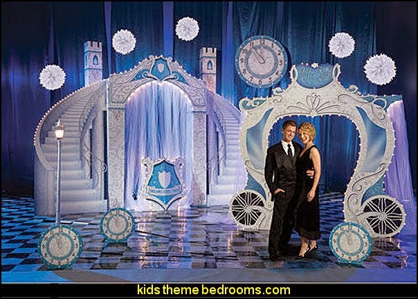 Dream Come True Kit decorating party props
