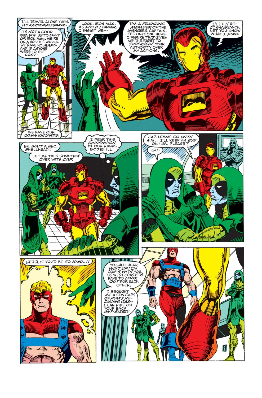 Captain America (1968) Issue #399 #338 - English 9
