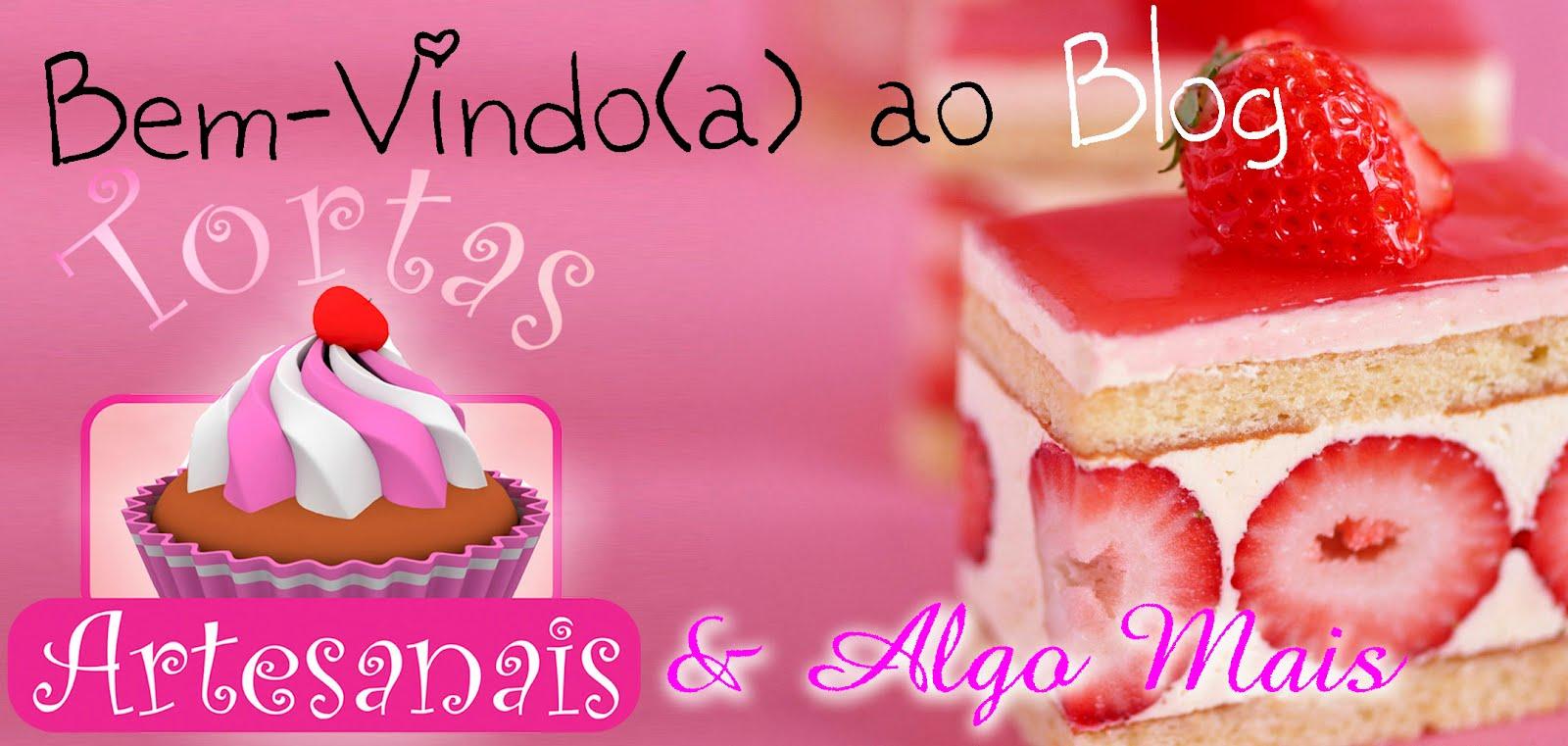 Tortas Artesanais & Algo Mais...