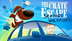 FREE GAME! The Crate Escape: Seamus Unleashed