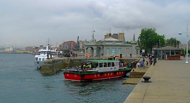 Embarcadero de Piedra de Santander