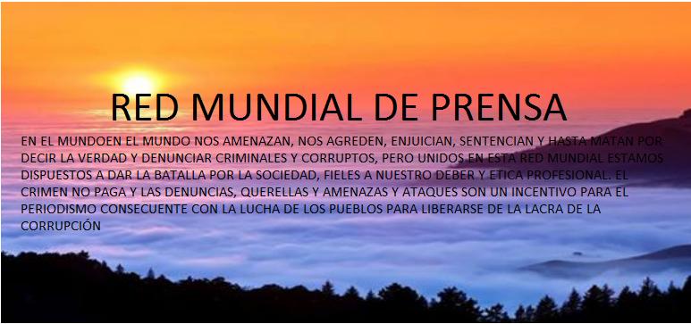 RED MUNDIAL DE PRENSA
